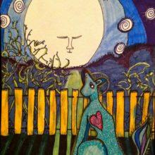 Dancing on the Dark Side of the Moon Poetry