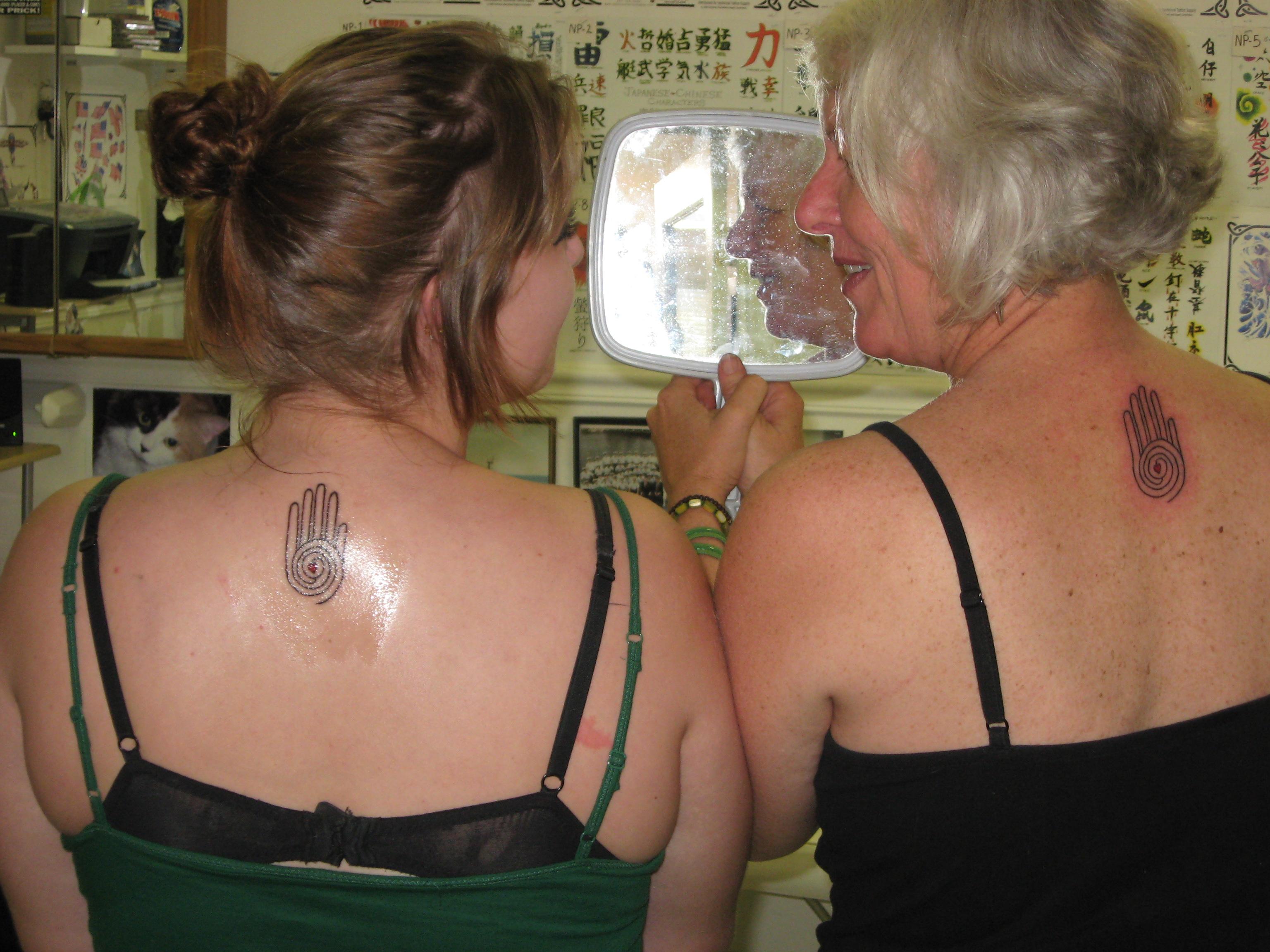 tattoo duo